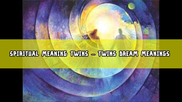 Spiritual Meaning Twins - Twins Dream Meanings