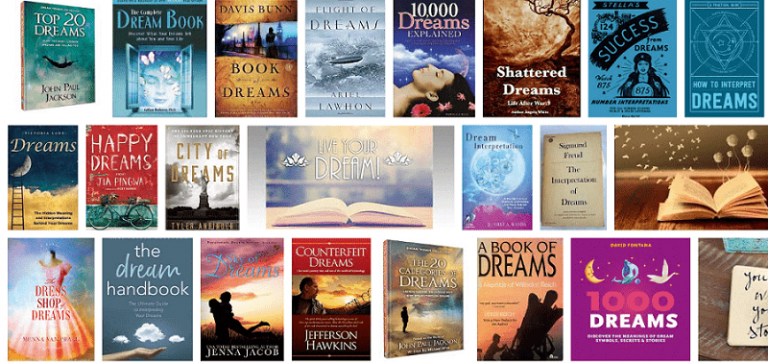 best books about dream interpretation and meaning