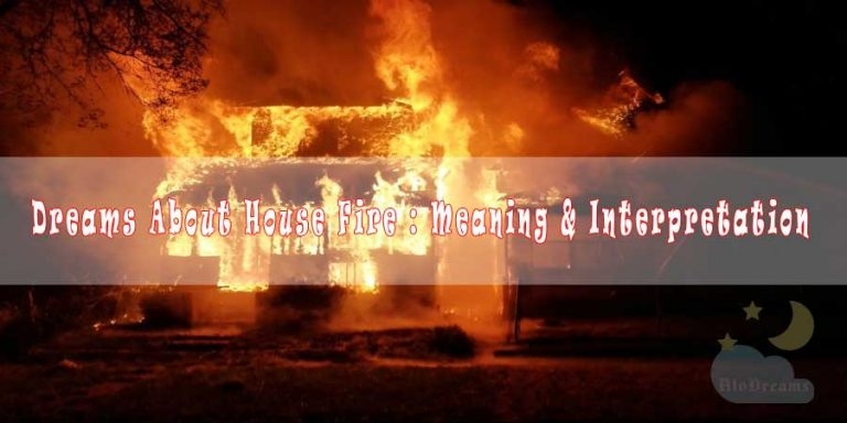 #12 Dreams About House Fire : Meaning & Interpretation