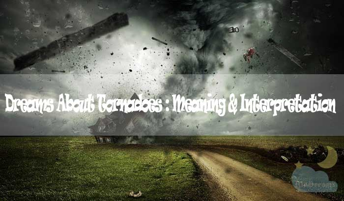 11 Dreams About Tornadoes : Meaning & Interpretation