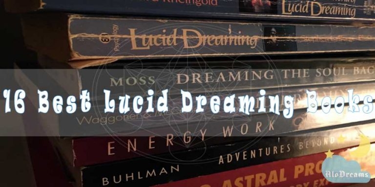 16 Best Lucid Dreaming Books - Meaning & Interpretation