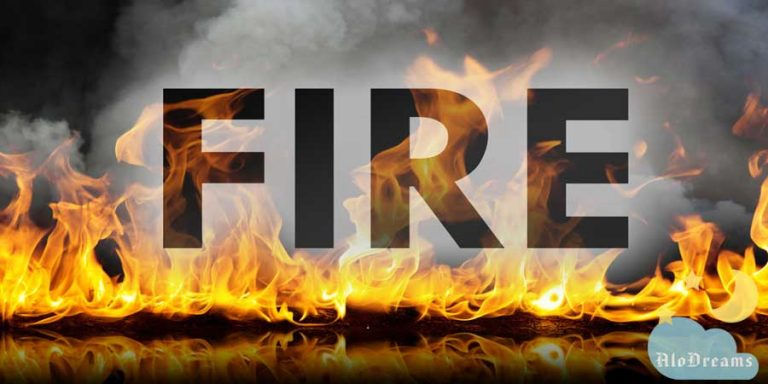 #10 Biblical Meaning of Fire in Dreams & Interpretation
