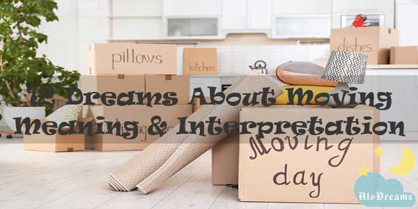 12 Dreams About Moving : Meaning & Interpretation
