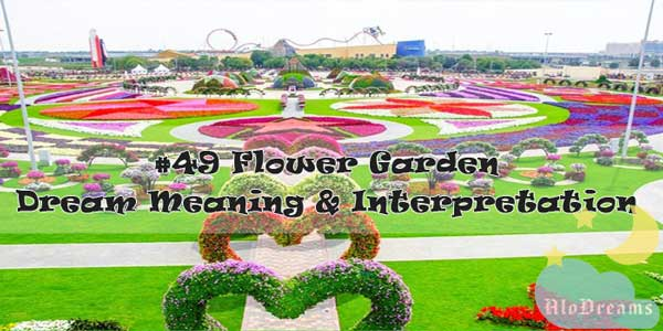 #49 Flower Garden : Dream Meaning & Interpretation